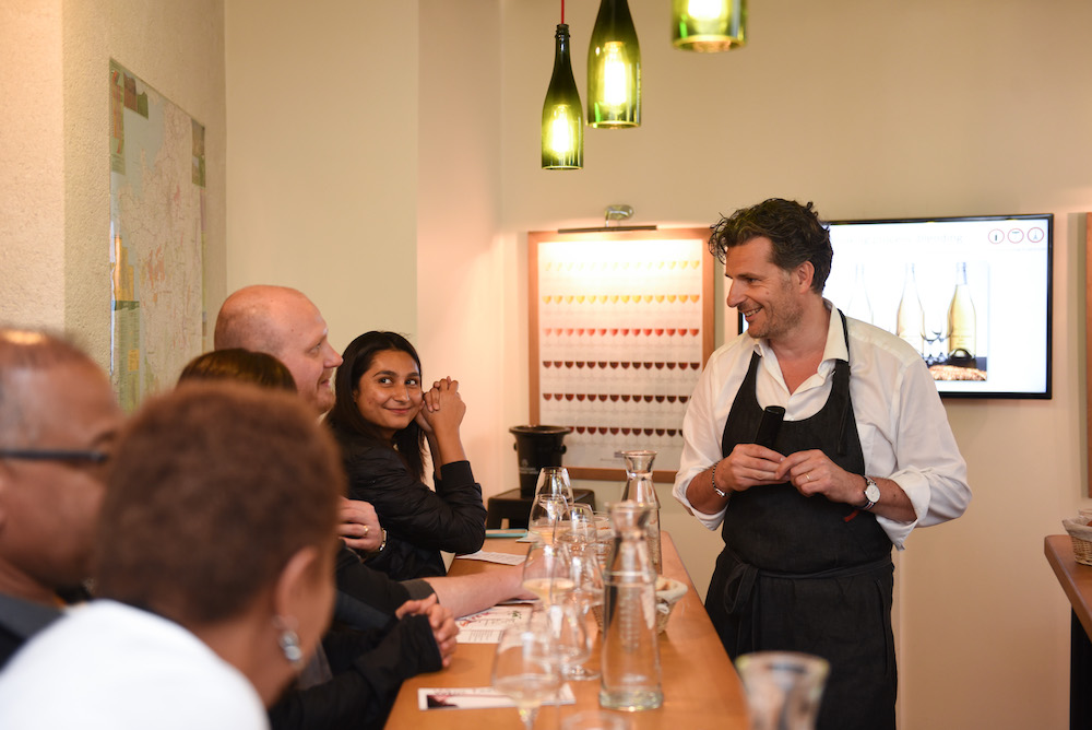 Private Groupe Tasting