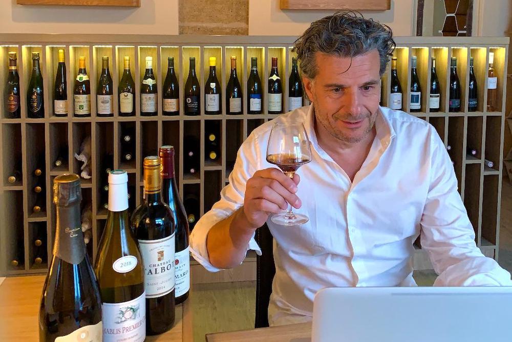 Online Wines Class